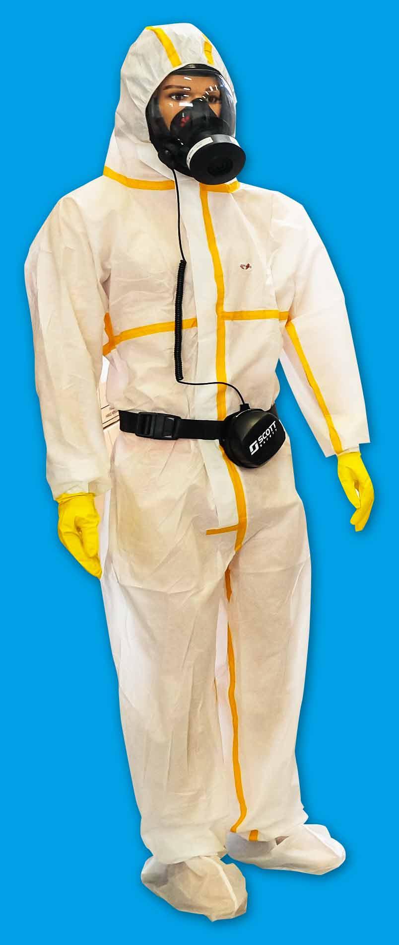 equipement de protection individuel sous-section 4
