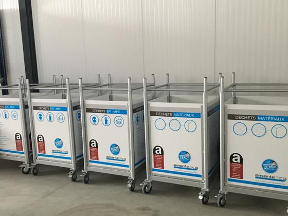collecteur dechets amiante collect amiante