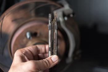amiante garniture frein disque