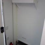 unite-mobile-decontamination-roulotte-amiante-location-louer-zone-sas-propre-Chauffage-gaz-prise