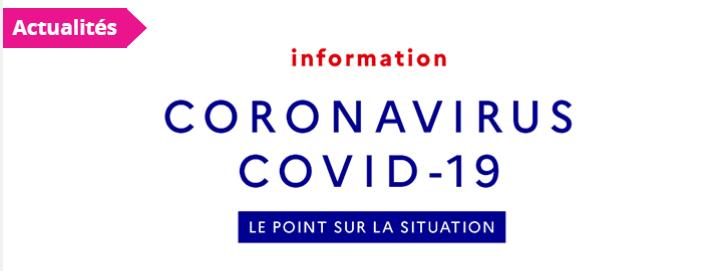 Ministère du Travail DGT Codvid-19 coronavirus